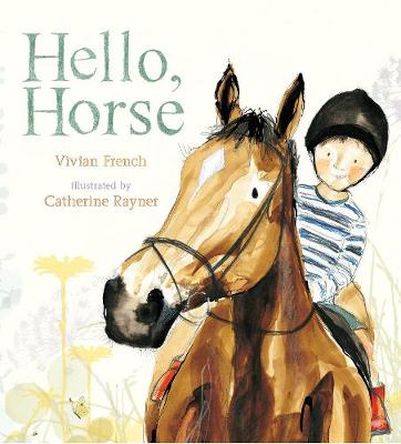 Cover for Hello, Horse by Vivian French