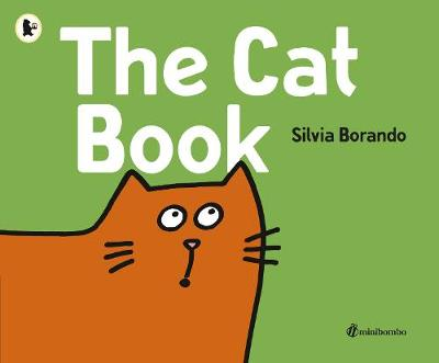 The Cat Book a minibombo book
