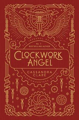 Cover for The Infernal Devices 1: Clockwork Angel by Cassandra Clare