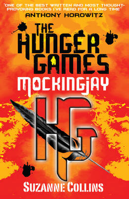 The Hunger Games 3: Mockingjay by Suzanne Collins