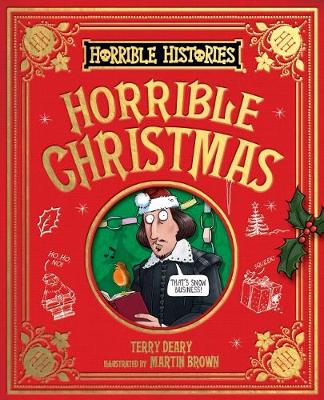Cover for Horrible Christmas by Terry Deary