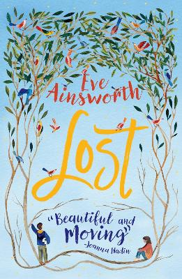 Cover for Lost by Eve Ainsworth