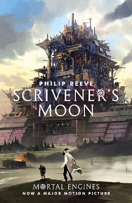 Cover for Scrivener's Moon by Philip Reeve