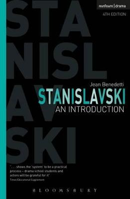 Stanislavski An Introduction by Jean Benedetti