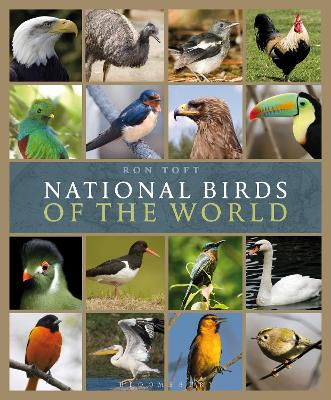National Birds of the World Avian Emblems of the World by Ron Toft