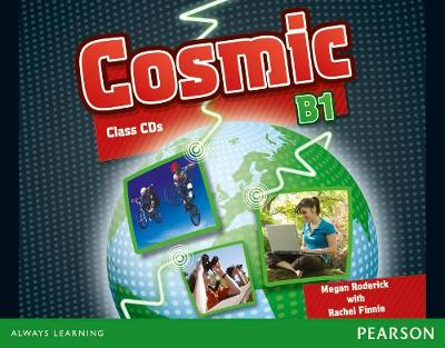 Cosmic B1+ Class Audio CDs by