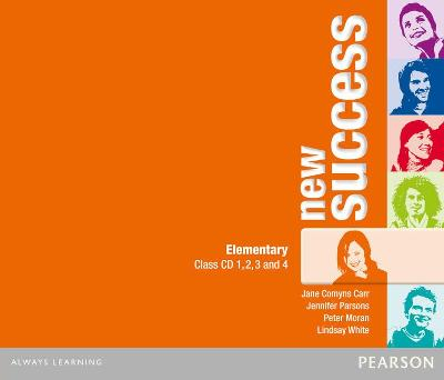 New Success Elementary Class CDs by Lindsay White, Peter Moran