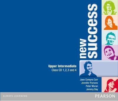 New Success Upper Intermediate Class CDs by Peter Moran, Jeremy Day