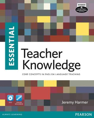 Essential Teacher Knowledge Book and DVD Pack by Jeremy Harmer