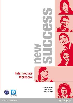 New Success Intermediate Workbook & Audio CD Pack by Peter Moran