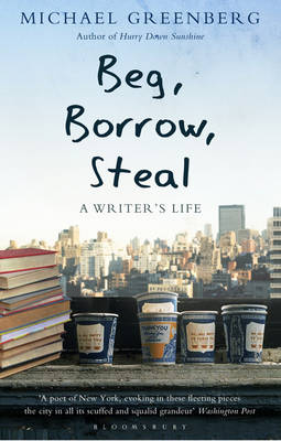 Beg, Borrow, Steal A Writer's Life by Michael Greenberg