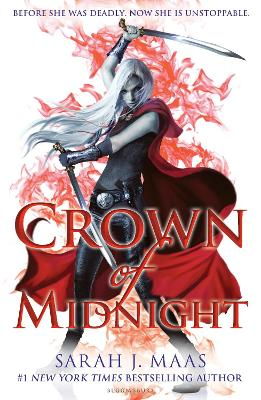 Book Cover for Crown of Midnight by Sarah J. Maas