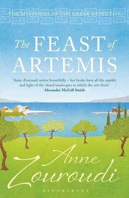 The Feast of Artemis by Anne Zouroudi