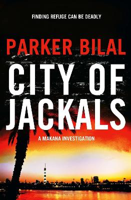 City of Jackals A Makana Investigation by Parker Bilal