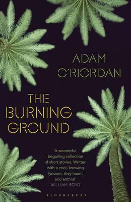 The Burning Ground by Adam O'Riordan
