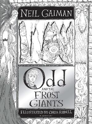 Cover for Odd and the Frost Giants by Neil Gaiman