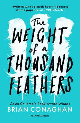 Cover for The Weight of a Thousand Feathers by Brian Conaghan