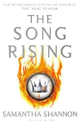 Cover for The Song Rising by Samantha Shannon