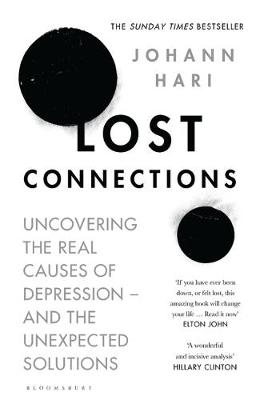 Cover for Lost Connections by Johann Hari
