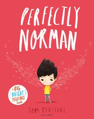 Cover for Perfectly Norman by Tom Percival