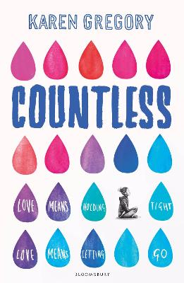 Cover for Countless by Karen Gregory