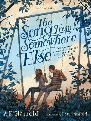 Cover for The Song from Somewhere Else by A. F. Harrold