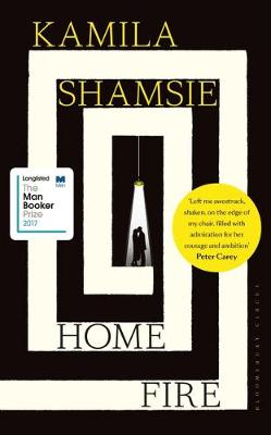 Cover for Home Fire by Kamila Shamsie