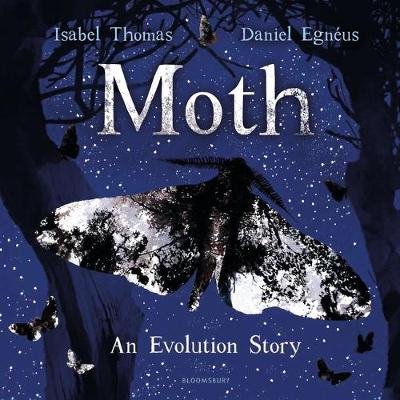 Cover for Moth by Isabel Thomas