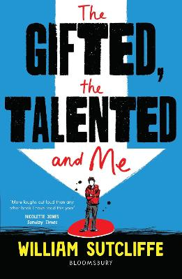 Cover for The Gifted, the Talented and Me by William Sutcliffe