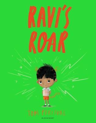 Cover for Ravi's Roar by Tom Percival