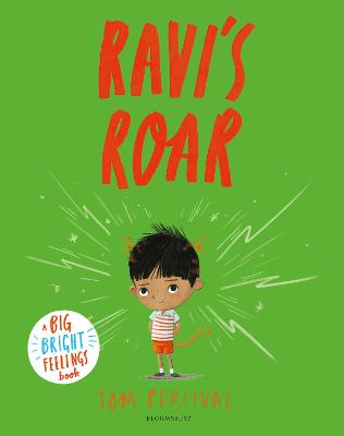 Cover for Ravi's Roar by Tom Percival
