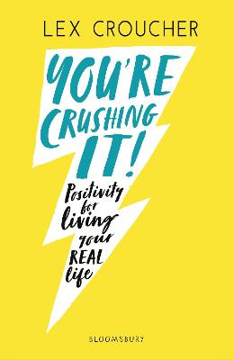 Cover for You're Crushing It!  by Lex Croucher