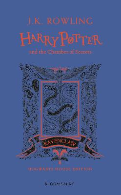 Cover for Harry Potter and the Chamber of Secrets - Ravenclaw Edition by J.K. Rowling