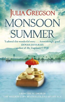 Cover for Monsoon Summer by Julia Gregson