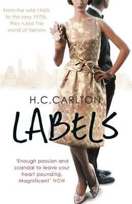 Labels by H.C. Carlton