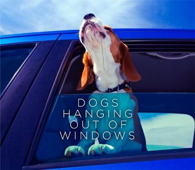 Dogs Hanging out of Windows by