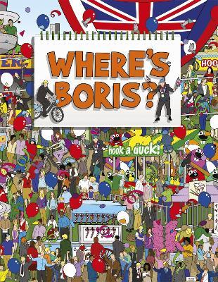 Where's Boris? by