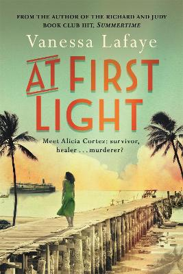 Cover for At First Light by Vanessa LaFaye