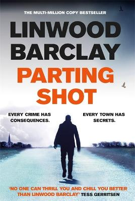 Cover for Parting Shot by Linwood Barclay