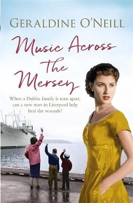 Cover for Music Across the Mersey by Geraldine O'Neill