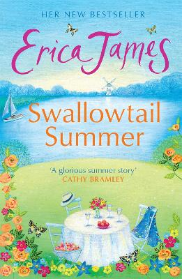 Cover for Swallowtail Summer by Erica James