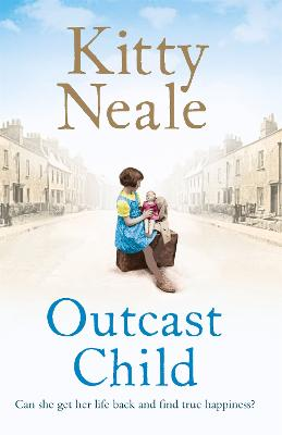 Cover for Outcast Child by Kitty Neale