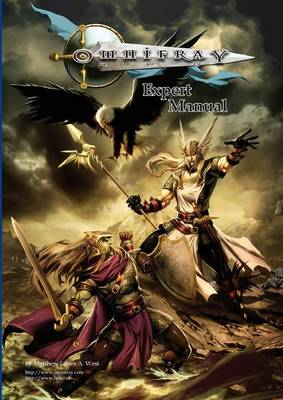 Omnifray RPG Expert Manual by Matt West