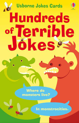 Hundreds of Terrible Jokes by