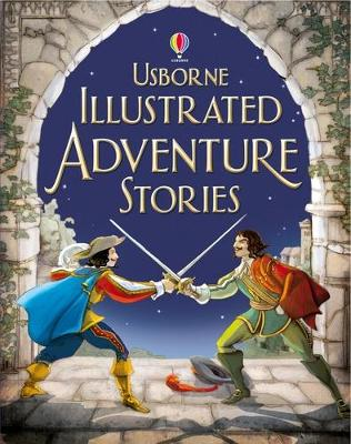 Illustrated Adventure Stories by Various