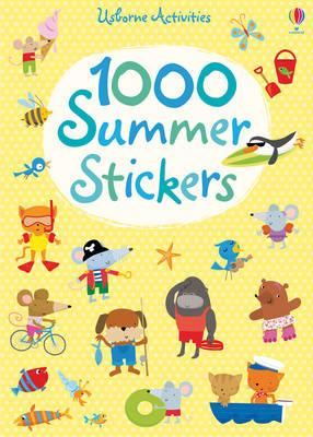 1000 Summer Stickers by Fiona Watt