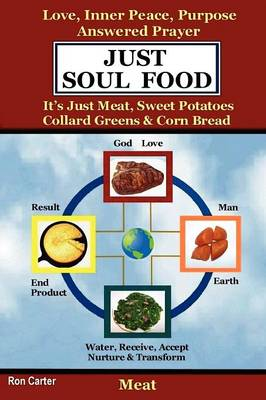 Just Soul Food - Meat / Love, Inner Peace, Purpose, Answered Prayer. It's Just Meat, Sweet Potatoes, Collard Greens & Corn Bread by Ron Carter