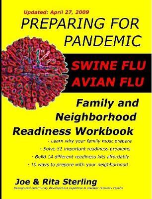 Preparing for Pandemic Avian Flu - Family & Neighborhood Readiness Workbook by Joe Sterling, Rita Sterling