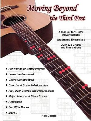 Moving Beyond the Third Fret (bw) by Ron Celano