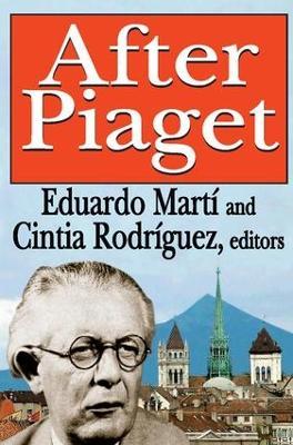 After Piaget by Eduardo Marti